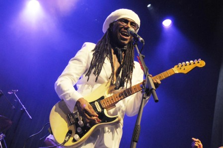Chic And Nile Rodgers Perform In London