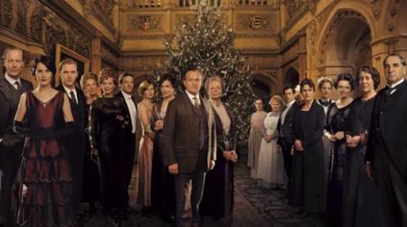 downton abbey s2 christmas