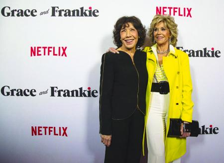 grace and frankie s1