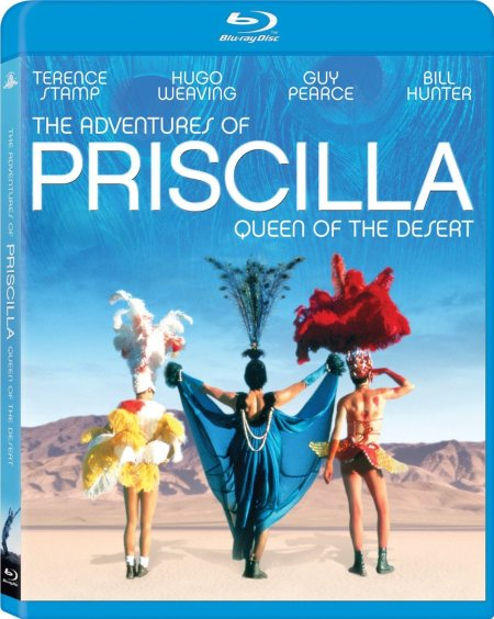 adventures of priscilla blu-ray