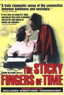 sticky fingers of time