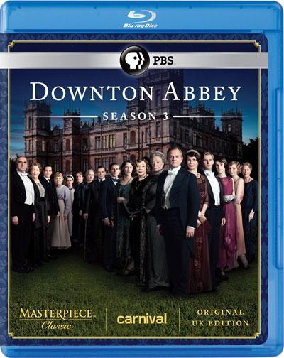 downton abbey s3 blu-ray b