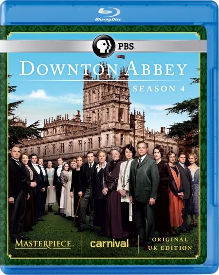 downton abbey s4 bluray