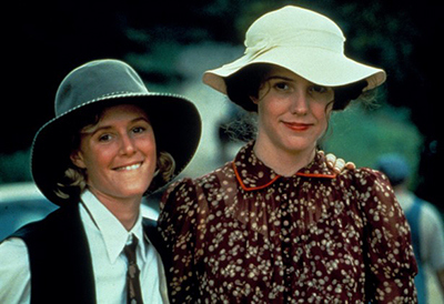 Ruth & Idgie, Fried Green Tomatoes