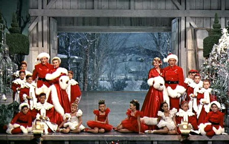 White Christmas Classic Holiday Film Series Reel Charlie