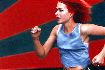 run lola run franka potente