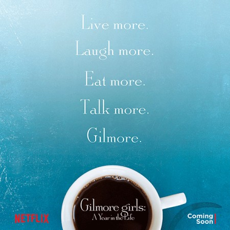 Gilmore Girls title
