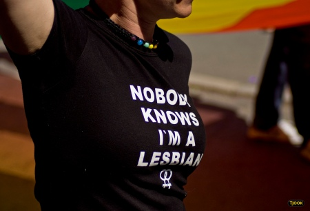 lesbian t shirt