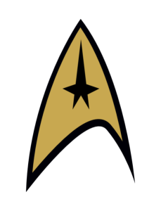 star trek badge