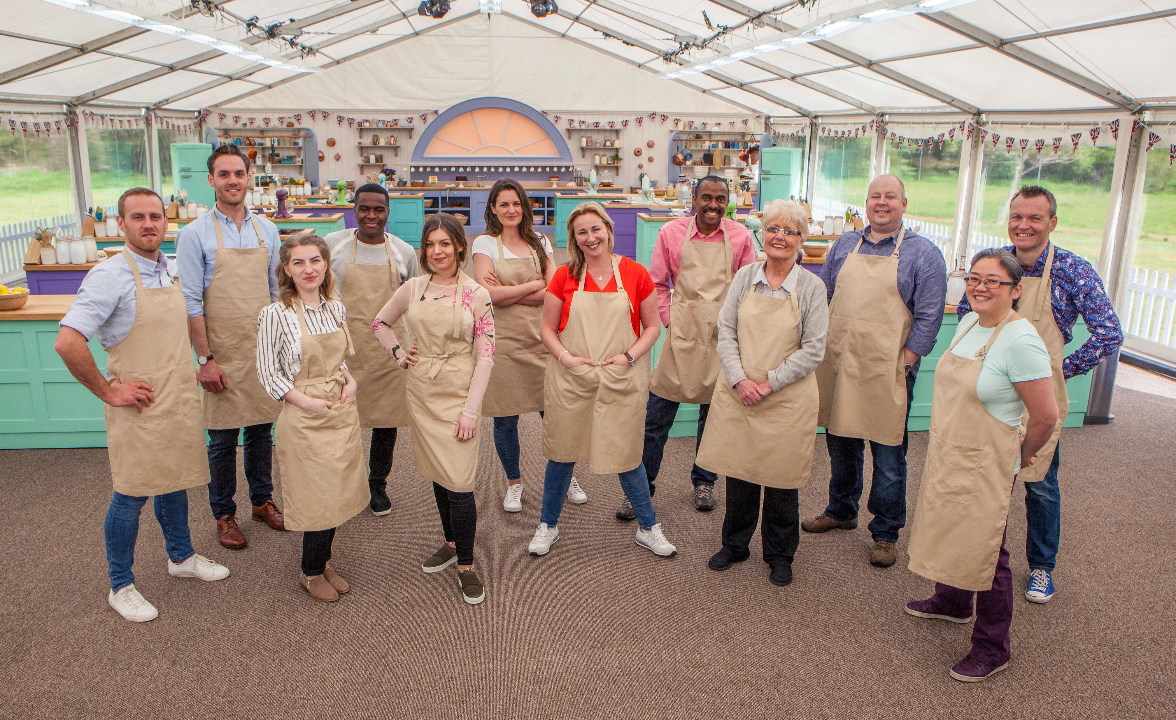 The Great British Baking Show: Season 5 (U.S., Netflix ...